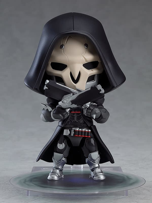 Overwatch Reaper Gets a Classic Skin Nendoroid from Good Smile Company