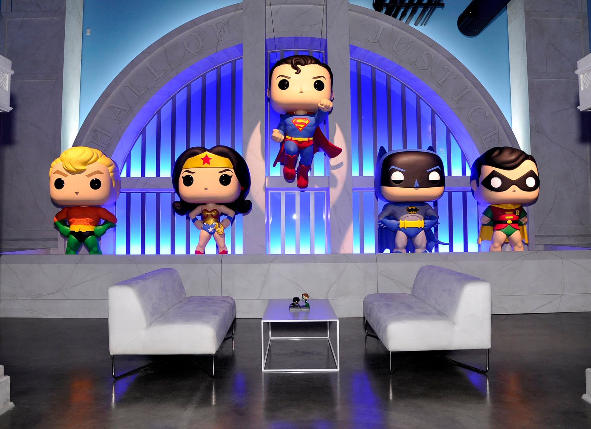 Funko HQ Hollywood Grand Opening