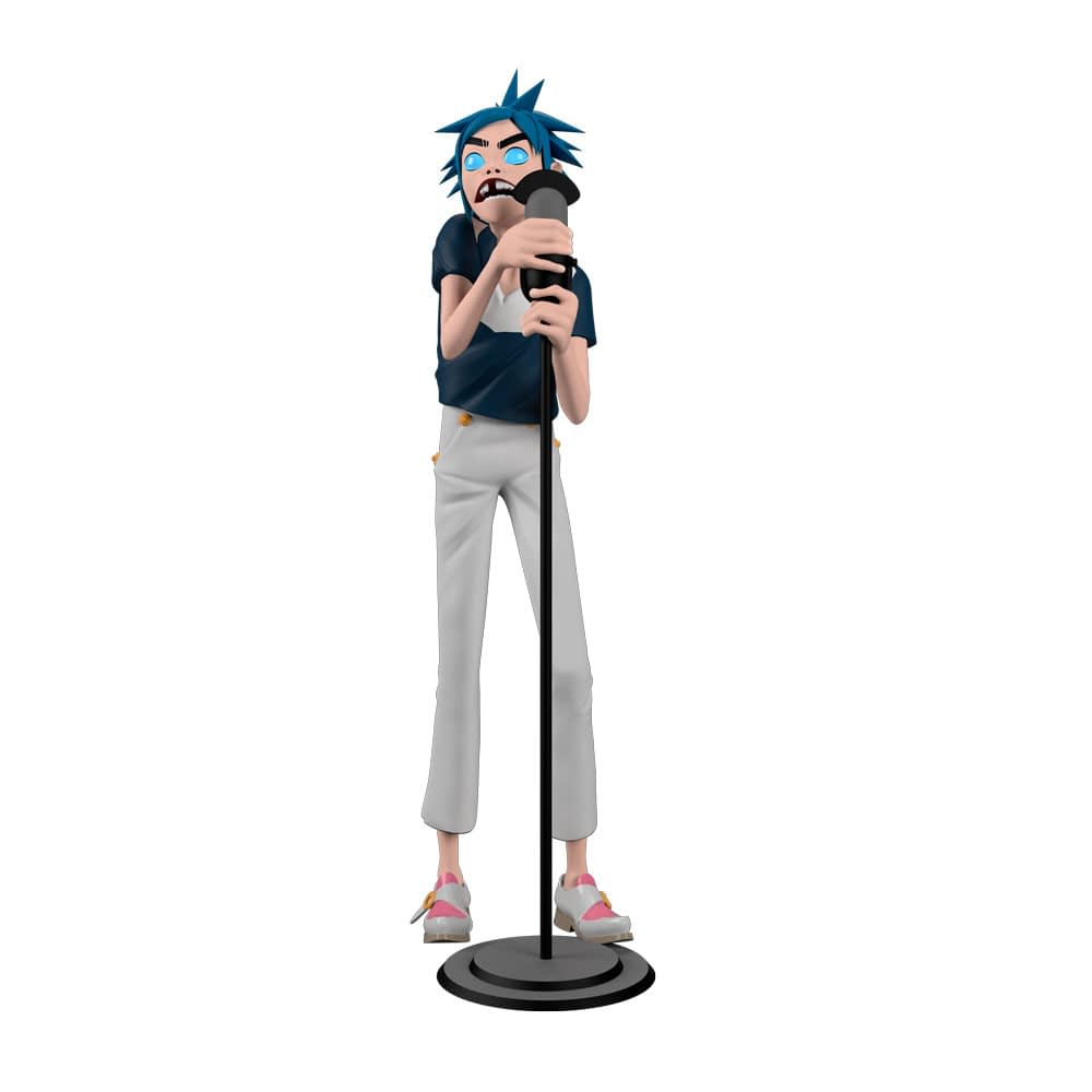 The Gorillaz Get a New Vinyl Figure Since 10 Years with Superplastic