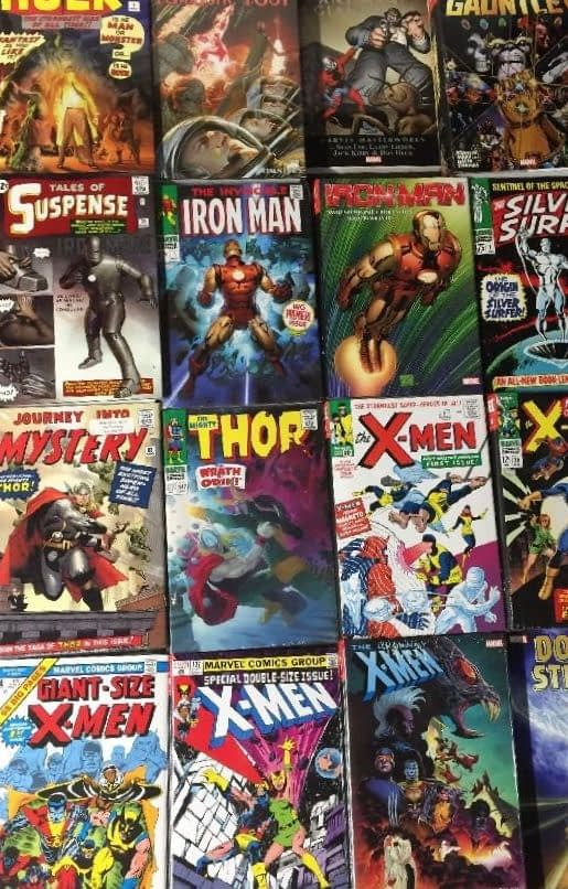 75% Off Marvel Omnibuses - is This the Best Black Friday Deal Going in a Comic Shop Today?