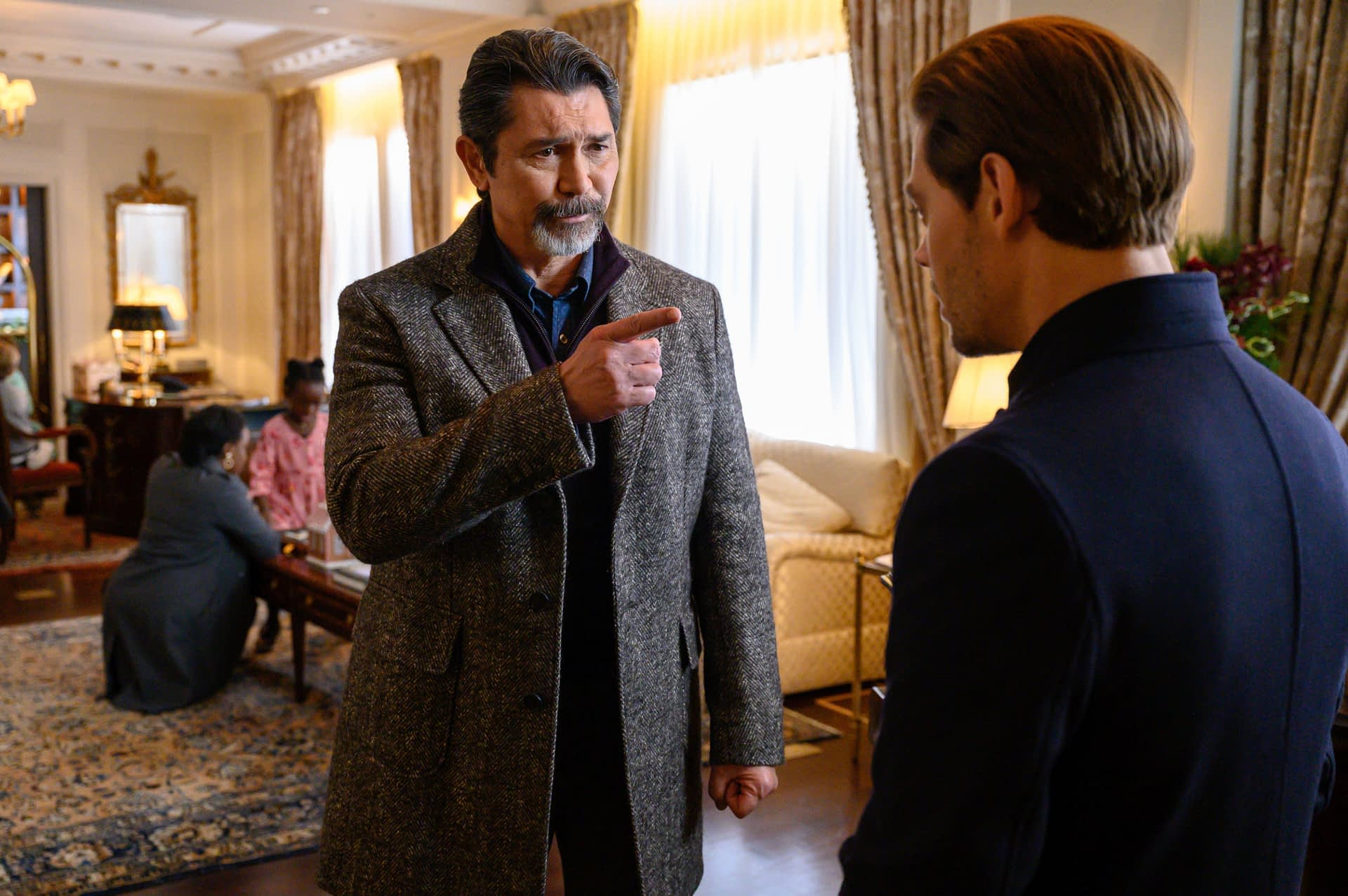 """Prodigal Son Episode 10 """"Silent Night"""" Preview"""