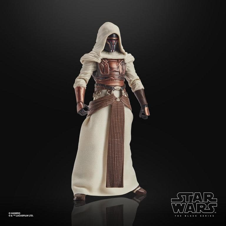 GameStop Getting Exclusive Star Wars: The Black Series Figures