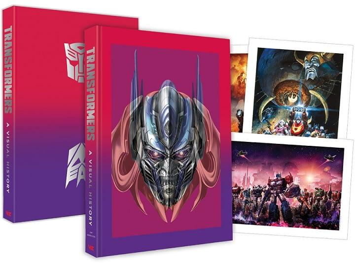 Transformers: A Visual History Book Review Thanks to Viz