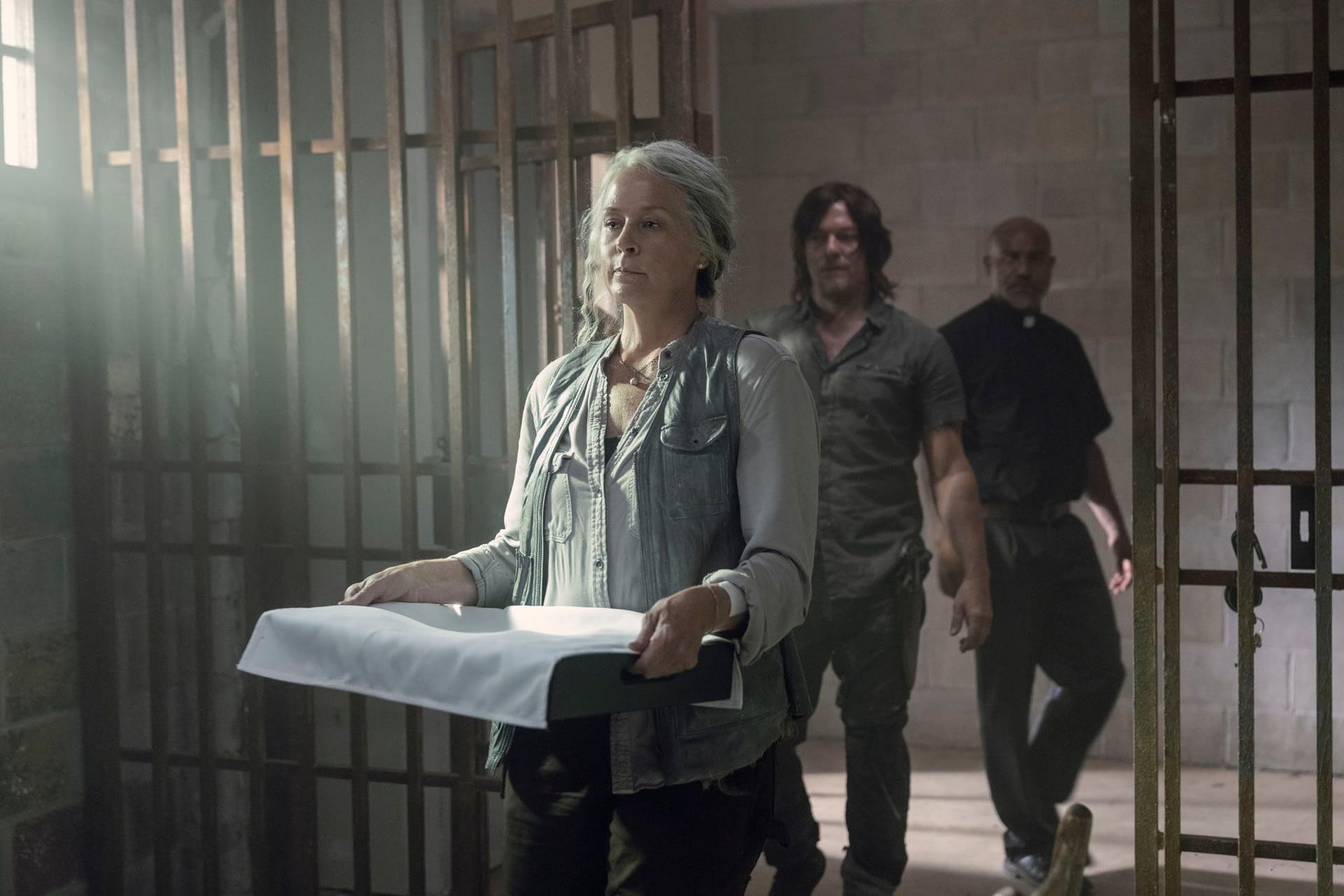 """""""The Walking Dead"""" Season 10 """"Open Your Eyes"""":"""