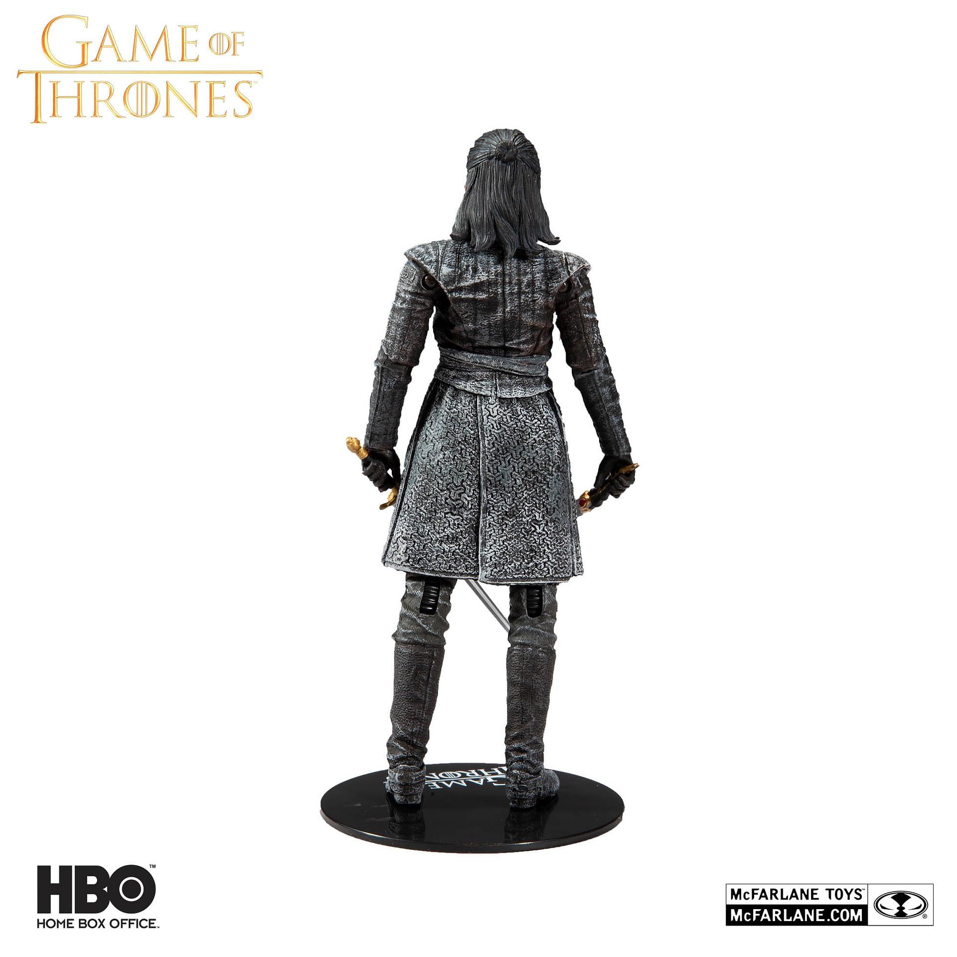 Arya Stark Escapes Kings Landing with New McFarlane Figure
