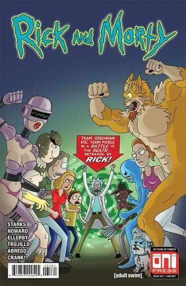 What TV Do The X-Men Watch on Krakoa? Rick And Morty...