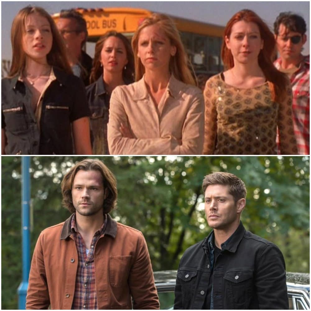 """Buffy"" & ""Supernatural"": The Crossover That Was Meant to Happen [OPINION]"